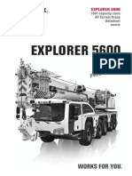 TEREX EXplorer 5600 160t