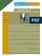 Biografia de Armando Bauleo