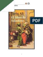 TARIQ ALI- El Libro de Saladino