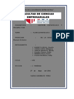 III Unidad Agroindustrias La Morina Gerenci.A
