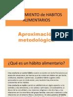 Metodología Antropología de La Alimentación