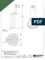 4100 Shovel Swing Planetary Sun Pinion Gear Caliper Guide