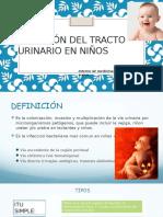 Infección Del Tracto Urinario en Niños