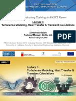 Fluent-Intro_14.5_L03_Turbulence&HeatTransfer&Transient.pdf