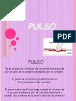 PULSO DIAPOSITIVAS