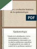 Historia de la Epidemiologia.ppt