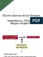 Efectos Adversos Medicamentosos