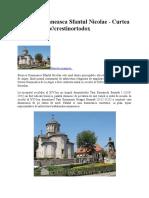 Biserica Domneasca Sfantul Nicolae - Curtea de Arges97
