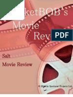 Angelina Jolie is Salt Movie Review