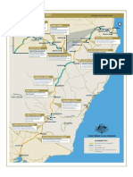 Inland Rail Route