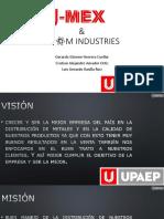 U-MEX & ATOM Presentacion