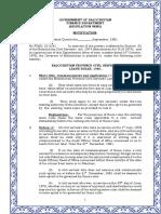 Balochistan Province Civil Servants Leave Rules 1981.pdf