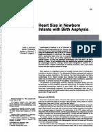 Heart Size Newborn