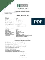 ENGT 120-50C Syllabus