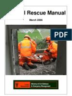 NZ General Rescue Manual (2006)