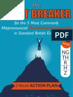 PDF Version Habit Breaker for CONSONANTS