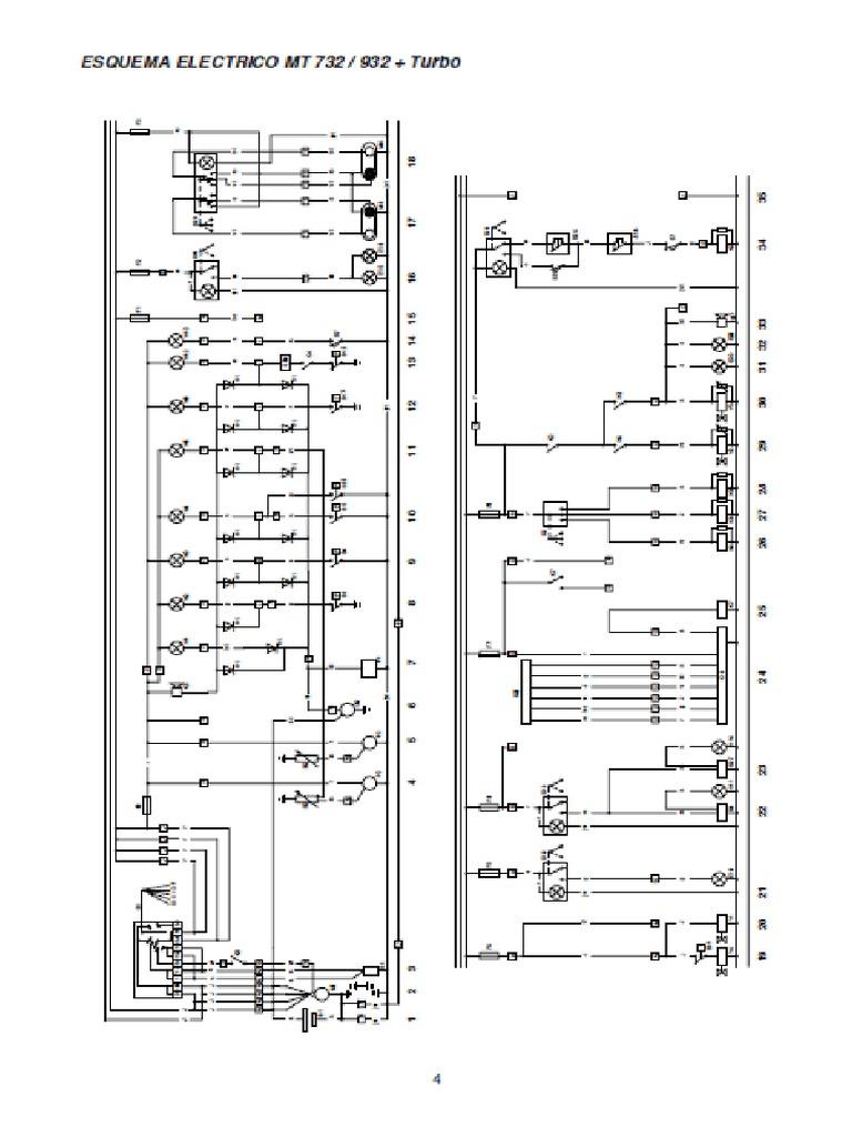 Esquemas Electricos Manitou Mt732