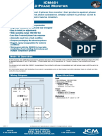 ICM 401 Phase controller