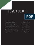 Pedalboard QuickstartGuide v1.1