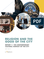 Cardus-Religion and the Good of the City