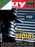 10  Muy Historia - Mar-Abr 2007 - Grandes espias de la historia.pdf