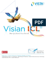 VisianICL - Visian ICL Brochure, Planning Your Procedure