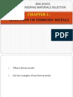 Bab 05 1 Ferrous