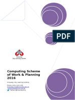 computing scheme of work planning v3 2016