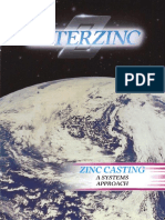 Zinc Casting Systems Approach