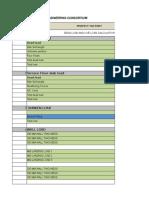 Manual Beam Design for PT