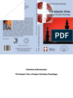 WEA GIS 2 - Christine Schirrmacher - The Islamic View of Major Christian Teachings
