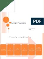 Ece Logic Familes