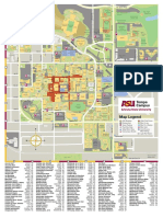 Asu Map Tempe Current