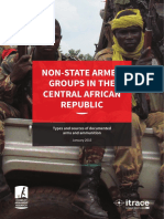 Nonstate Armed Groups in Central African Republic2