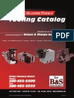 Slater Tools - Tooling Catalog