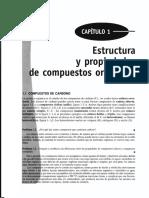 002 Estructura y Propiedades de Compuestos Organicos