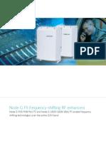 NodeG FS Frequency Shifting RF Enhancers BR-101762