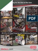 DSC DBG Series Bag Gripper Brochure