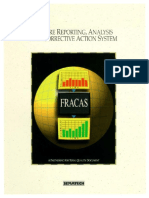 Failure Reporting, Analysis, And Corrective Action System