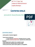 CURS MD_cavitate Orala
