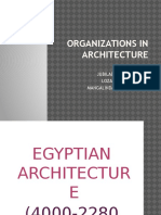 Org in Architecture