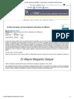 El libro de texto y el nacionalismo educativo en México