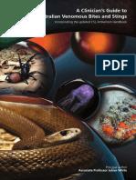 A Clinician's Guide to Venomous Bites & Stings 2013