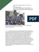 Tribunales de CABA, Tucumán y Córdoba Denegaron Pedidos de 2x1 a Represores y Rechazaron El Fallo de La Corte