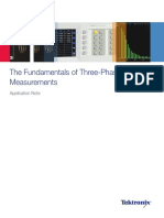 Tektronix the Fundamentals of Three-phase Power Measurements App Note (2)