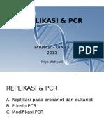 Lect 4 Replikasi n PCR
