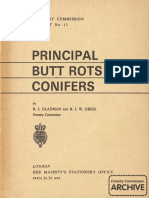 FC Booklet - Principal Butt Rots of ConifersFCBK013
