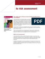 Five steps to risk assessment HSE.pdf