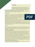 La Investigación Fenomenológica (Blog UNESR, 2005)