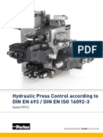 HY11-3362 Press Control PPCC UK